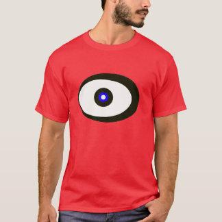 PEZZLINEの光学デザインのTシャツ Tシャツ