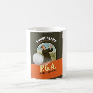 PGAのコーヒー・マグ コーヒーマグカップ