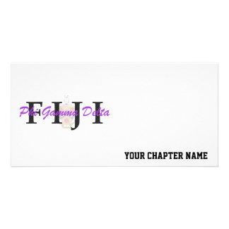 PGDフィージー カード