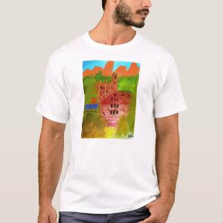 PGRetreatの谷間の高巣2014のtのワイシャツCymbre'sのアートワーク Tシャツ