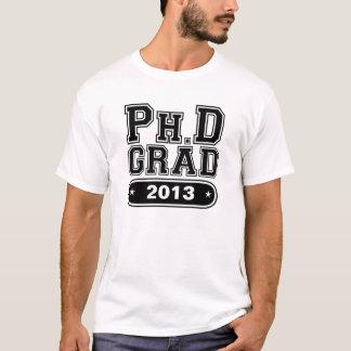 Ph.Dの卒業生 Tシャツ