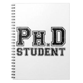 Ph.D学生 ノートブック