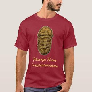 PhacopsのラナCrassituberculata Tシャツ