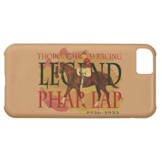 Pharのラップ-純血種の競馬の伝説 iPhone5Cケース