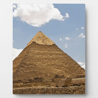 Pharoahsのピラミッド フォトプラーク
