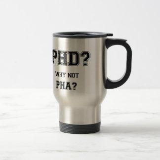 PhDか。 なぜないPhAか。 PhDの卒業のギフト トラベルマグ