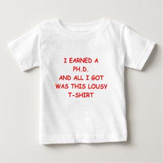 PHDの冗談 ベビーTシャツ