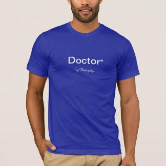 PhD博士 Tシャツ