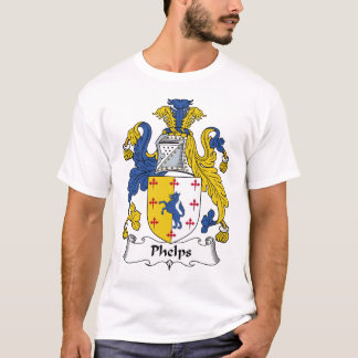Phelpsの家紋 Tシャツ