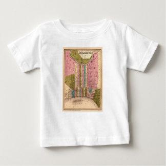 philadelphia1838 ベビーTシャツ