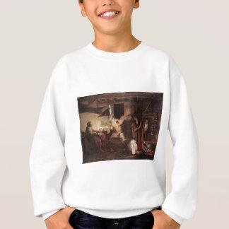 PhilemonのアダムElsheimerジュピターおよび水星 スウェットシャツ