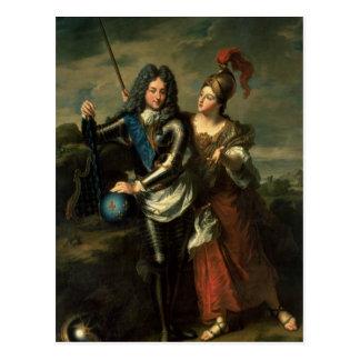 Philippe IIのd'Orleansフランスの理事 ポストカード