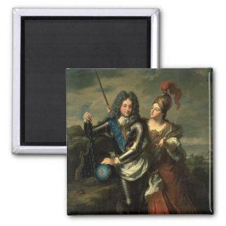 Philippe IIのd'Orleansフランスの理事 マグネット