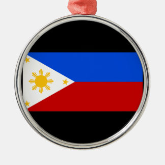 Philippines メタルオーナメント