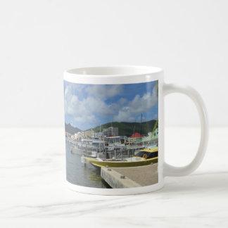 Philipsburg港の豪華な日 コーヒーマグカップ