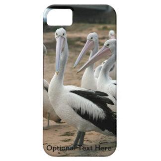 Phillipの島のオーストラリアのペリカン iPhone SE/5/5s ケース