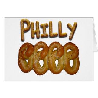 Phillyからの挨拶 カード