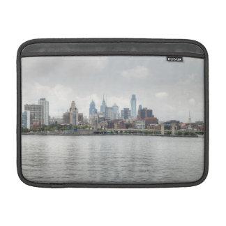 Phillyのスカイライン2 MacBook スリーブ