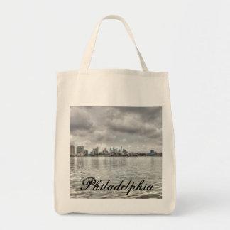 Phillyのスカイライン トートバッグ