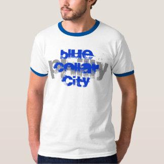 Phillyのブルーカラー都市 Tシャツ