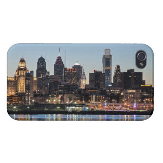 Phillyの日没 iPhone 4 Cover