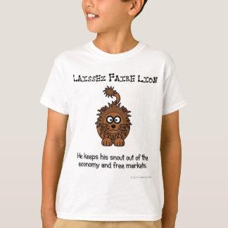 philosphy Laissezのfaireの市場 Tシャツ