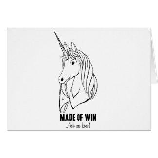 Phinは勝利から成っています! カード