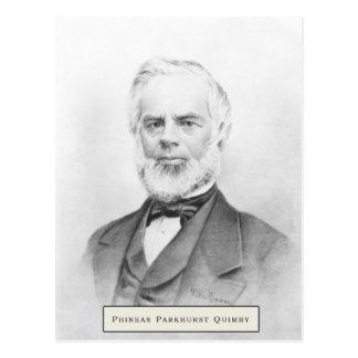 Phineas Parkhurst Quimby 003の郵便はがき ポストカード