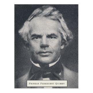 Phineas Parkhurst Quimby 004の郵便はがき ポストカード