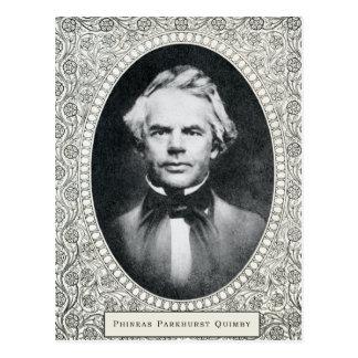 Phineas Parkhurst Quimby 005の郵便はがき ポストカード