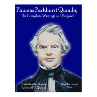 Phineas Parkhurst Quimby 007の郵便はがき ポストカード