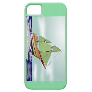 Phinisiの航行ボート iPhone SE/5/5s ケース