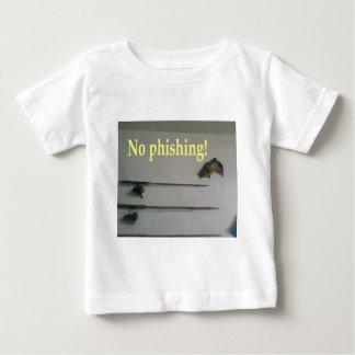 phishing無し! ベビーTシャツ