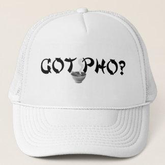 Phoの得られた帽子 キャップ