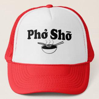 Pho Shoのおもしろいなことわざのグルメの帽子 キャップ