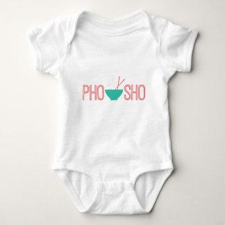 Pho Shoのベトナムのヌードル・スープ ベビーボディスーツ