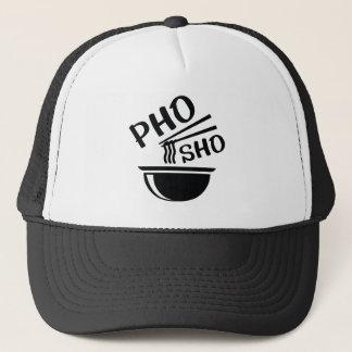 Pho Sho キャップ