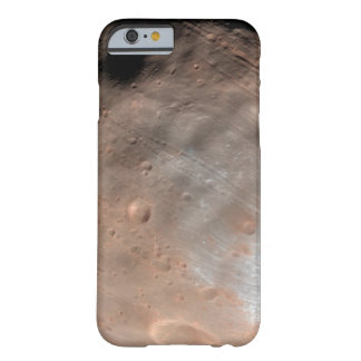Phobosの終わりの上の火星の月、 Barely There iPhone 6 ケース