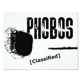PhobosのUFOによって分類されるイメージ カード