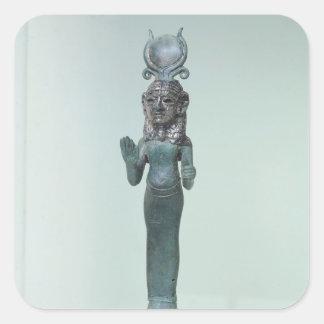 Phoenicianの女神の小像 スクエアシール