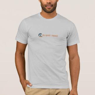 phoenixfireの解決-よいして下さい: 繰り返し-銀 tシャツ