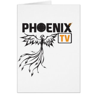 PhoenixTVのロゴ カード