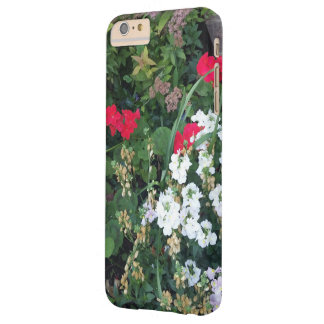 phonecaseを開花します barely there iPhone 6 plus ケース