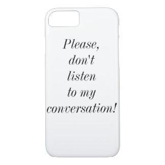 PhoneCase iPhone 8/7ケース