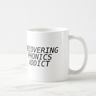 Phonic常習者の回復 コーヒーマグカップ