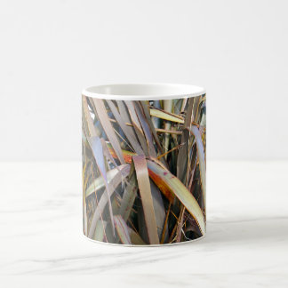 Phormiumの植物のマグ コーヒーマグカップ