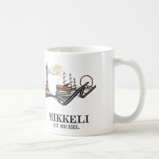 Photowalk Mikkeliのフィンランドのマグ コーヒーマグカップ