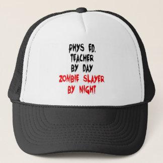 Physエドの先生のゾンビの殺害者 キャップ