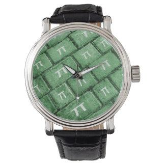 Piのグランジなスタイルパターン 腕時計