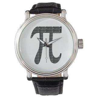 Piのシンプル 腕時計